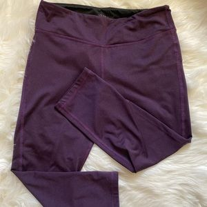 Marika sport crop leggings